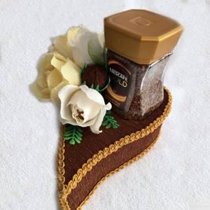 красивое оформление кофейного подарка