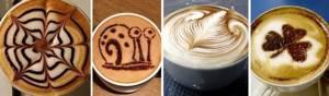 Латте-арт — искусство рисования на кофе